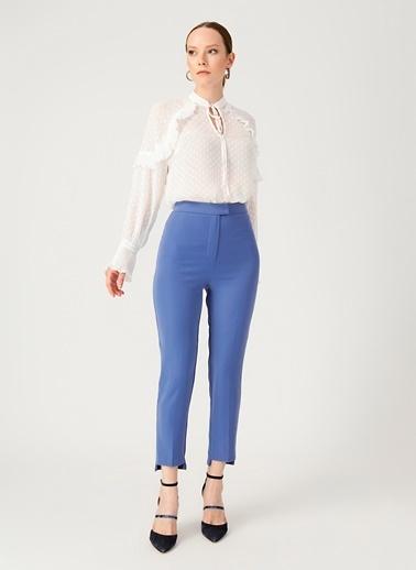 Random Pantolon Mavi